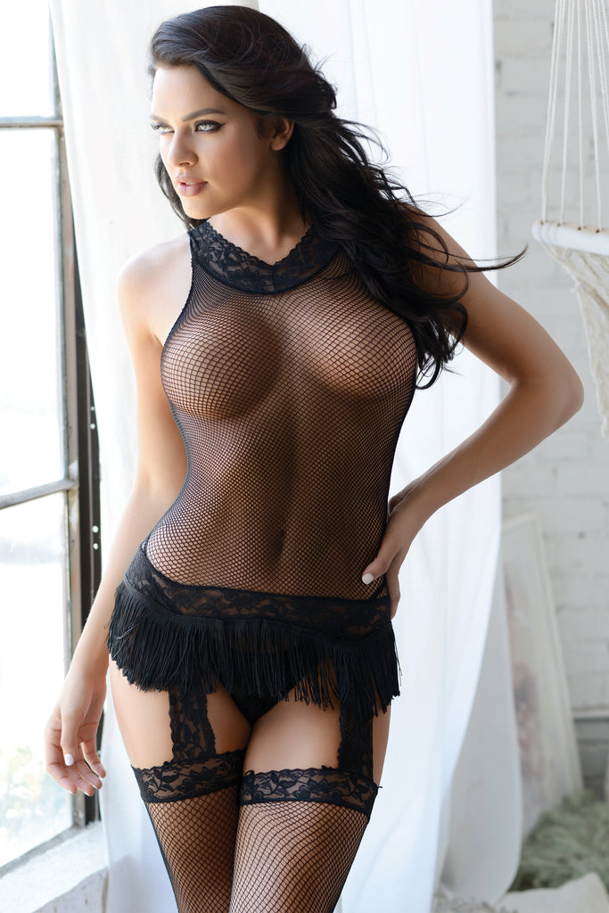 black sexy lingerie for women