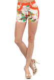 Bianca Floral Shorts