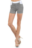 Molly Houndstooth Short