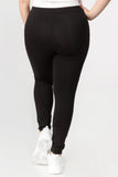 Plus Size Basically Perfect High Rise Cotton Leggings