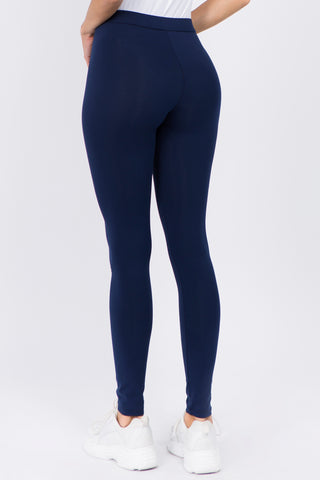 Basically Perfect High Rise Cotton Leggings