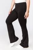plus size yoga pants