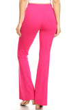 high waisted cotton yoga pants