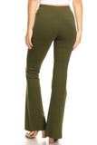 olive green yoga pants for women 2020