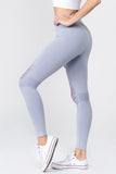 light denim blue legging