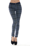 Sharona Plaid Jegging