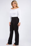 Women's High-Rise Flare Bootcut Pants