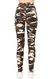 light camouflage leggings