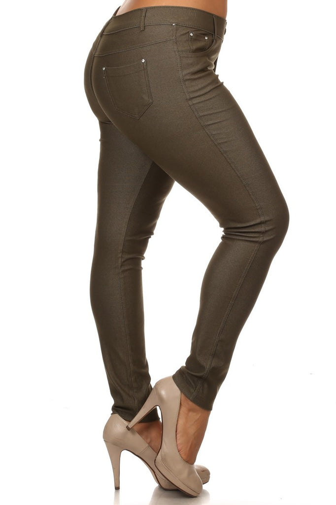 The Eva Jegging - Plus Size