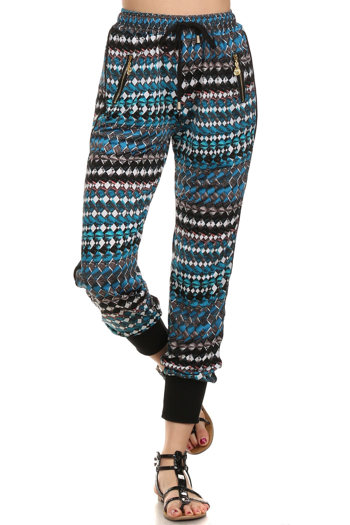 Penny Moroccan Jogger