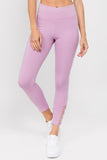 lavender women's ccropped 7 8 legging