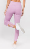 light pink workout tights