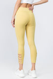 Shayne Lattice Ankle Workout Leggings