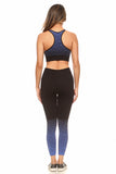 All About the Ombre Sports Bra and Leggings Set