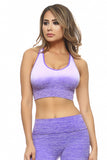 purple ombre bra