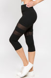 cropped leggings for women working out 2019