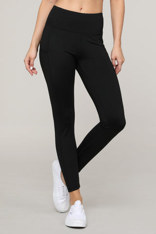Not Over It Active Space-Dye Leggings