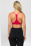 red racerback lightweight braeltte