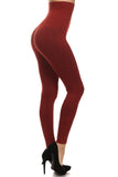 Simon Cotton High Waist Compression Legging