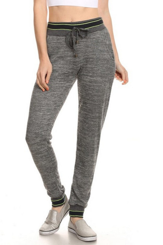 Classic Heathered Joggers