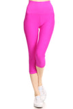 hot pink workout legging