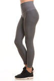 Active High Rise Moto Texture Leggings
