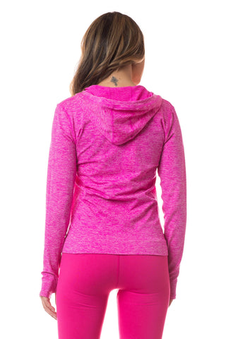 Active Hoodie Performance Jacket