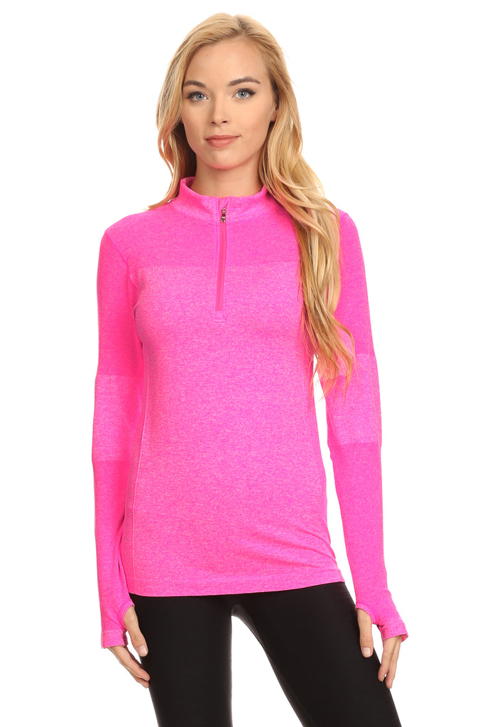Active Seamless  Living Pullover Top