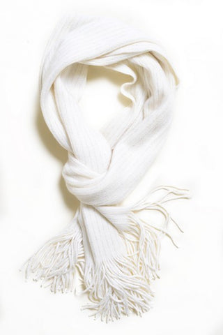 SNOW WHITE SCARF
