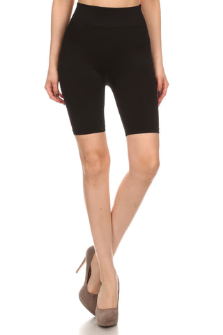 Copy of All The Control High Waist Compression Capri Leggings- Plus Size