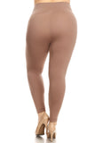 compression leggings for plus size women