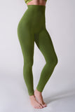green shapewear pants
