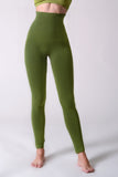 green control top leggings shapewear