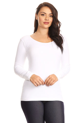 Lady's Long Sleeve Top