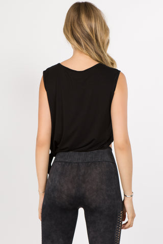 Knotted Ways Sleeveless Top