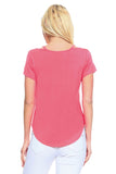 The Ashley Cut Out Tee