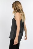 Active Open Cowl Back Yoga Tank Top