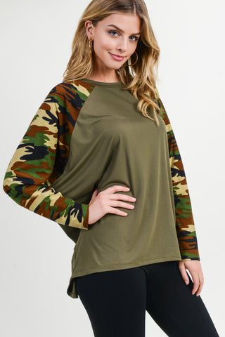 Sport This Active Long Sleeve Crop Top