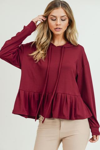 Off The Grid Button Down Blouse