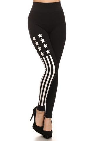 Marisa Flag Legging