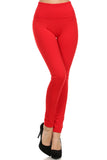 Fatima Fleece Lined Seamless Leggings