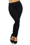 Plus Size Megan Seamless Legging