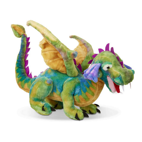 Melissa & Doug Dragon Giant Stuffed Animal