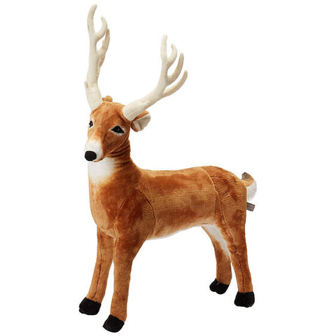 Melissa & Doug Lifelike Plush Deer