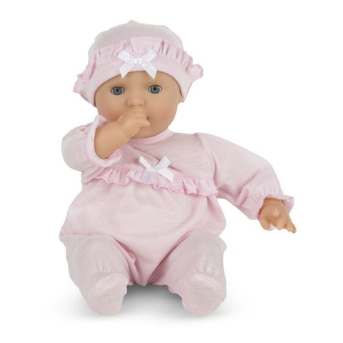 "Melissa & Doug Mine to Love - Jenna 12"" Baby Doll"