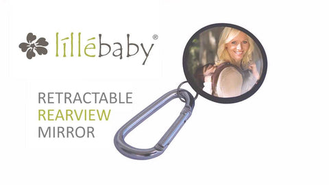 LILLEbaby Retractable Mirror