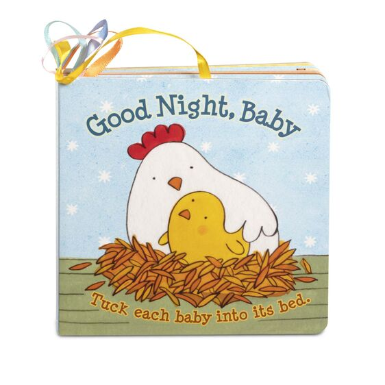 Melissa & Doug Good Night, Baby Board Book