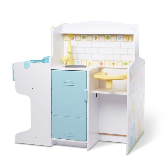 Melissa & Doug Baby Care Play Center
