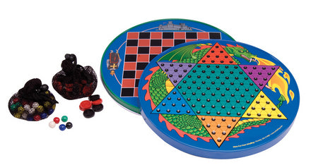 Schylling Classic Tin Checkers