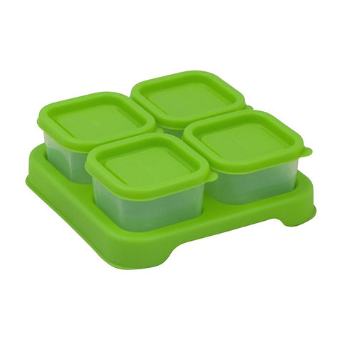 Green Sprouts Fresh Baby Food Unbreakable Cubes (4 pack, 2 oz)